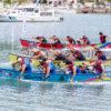第59回大島地区大会 カヌー競技
